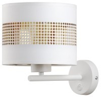 kinkiecik.pl Kinkiet TAGO WHITE 3221 TK Lighting