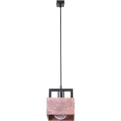 Lampa wisząca DAKOTA 1 zwis brąz 31750 SIGMA