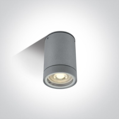 kinkiecik.pl Plafon GU10 Outdoor Cylinders Die cast 67130C/G ONE LIGHT